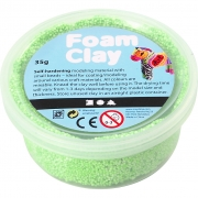 Foam Clay®, neongrön, 35g