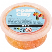 Foam Clay®, neonorange, 35g