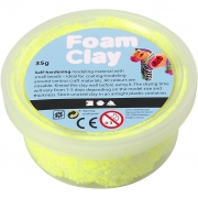 Foam Clay®, neongul, 35g