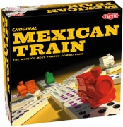 Mexican train, domino