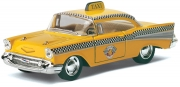 Chevrolet Bel Air - 1957 (Taxi), Yellow Cab