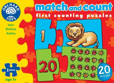 Pussel - Match and Count