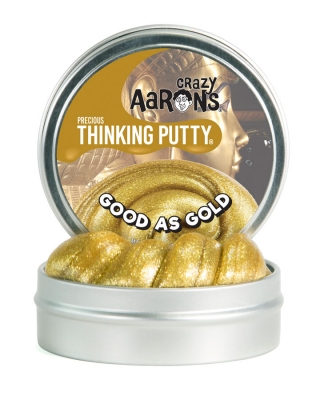 Thinking Putty gold